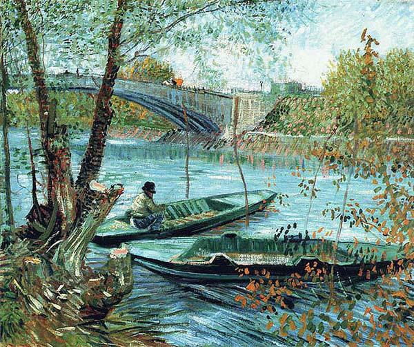 Рыбалка весной весна 1887 г